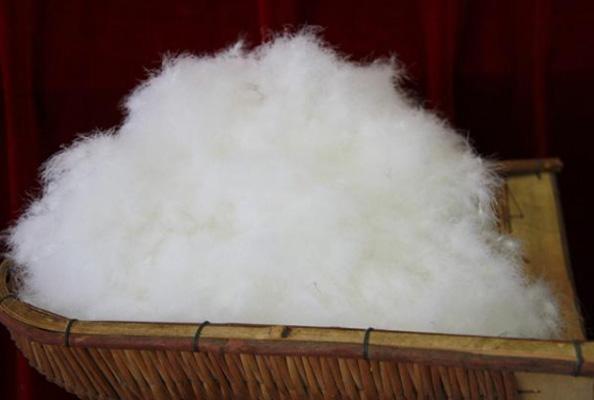 羽绒原料加工